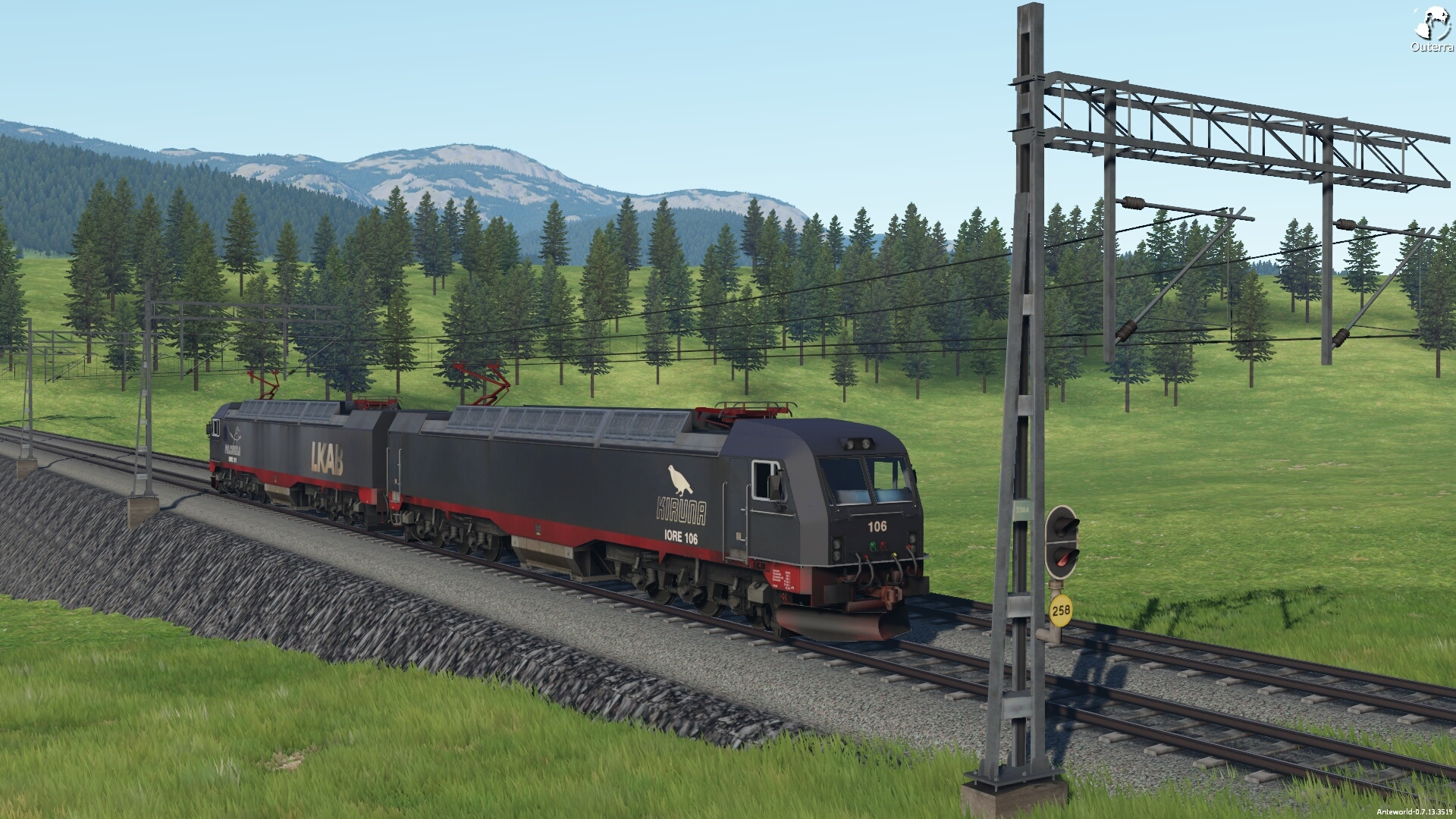 trains: IORE locomotion from Sweden (made in Germany) - Download